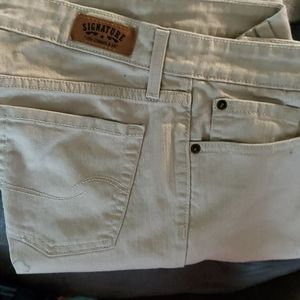 Ladies khaki Jeans